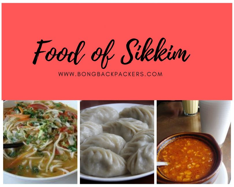 Food of Sikkim