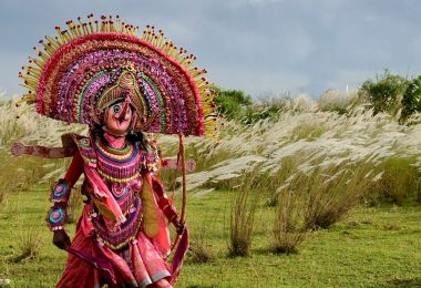 chhau dance of purulia