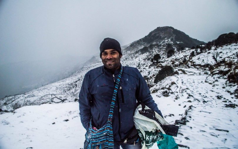Sandakfu Trek: My first solo trip