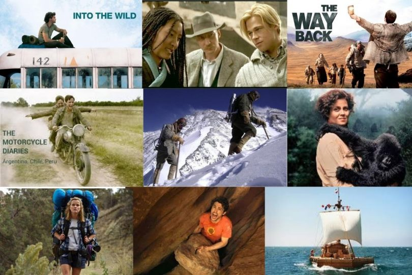 13 Movies Based on Real Life Adventures Travel stories