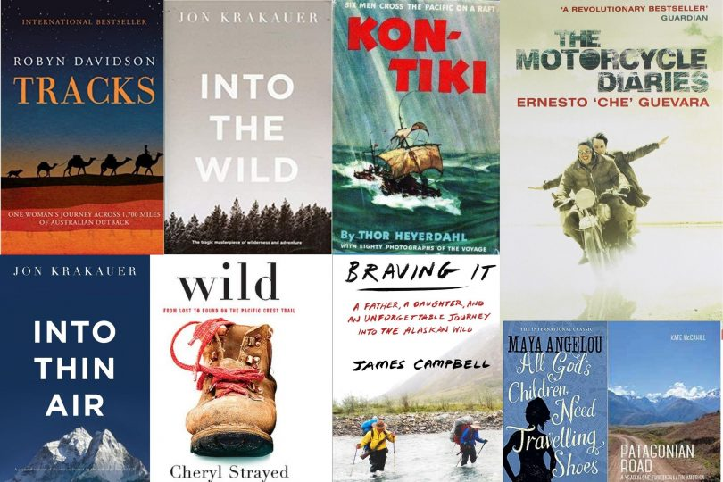 14 must read real life travel story books that may inspire you to travel